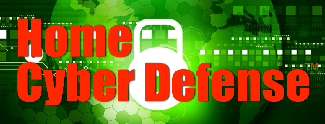 Home Cyber Defense Weekly