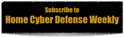 Cyber Defense Subscription Button